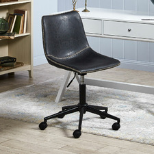 Phoenix Vintage-Style Office Chair