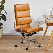 Eames Premium Replica High Back Soft Pad Management Office Chair