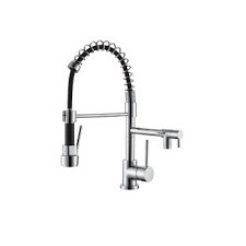 Gamma Pull Out Spray Sink Mixer