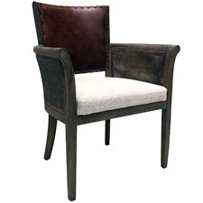 Thorpe Magnus Leather Armchair