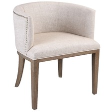 Maxime Fabric Tub Chair
