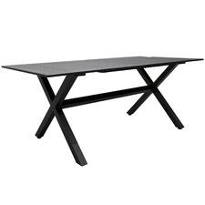 1.5cm Grey Atlas Aluminium Outdoor Dining Table