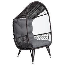 Bernice Standing Outdoor Basket Chair