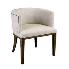 Maxime Fabric Tub Chair