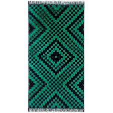 Green Zuma Beach Towel
