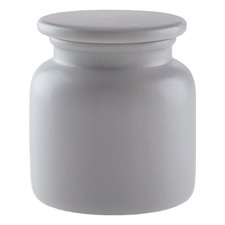 Marino Silver Canister
