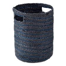 Jindi Indigo Storage Basket