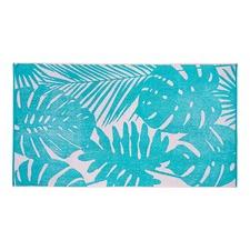 Montez Teal Beach Towel