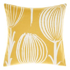 Corinella Yellow Cushion