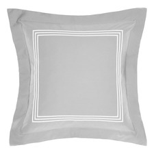 Pembroke Silver Cushion