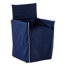 Alfie Navy Director's Chair Cover
