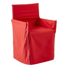 Alfie Red Director's Chair Cover