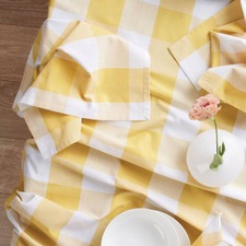 Mina Pineapple Square Tablecloth