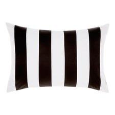 Anjelica Black & White Filled Cushion