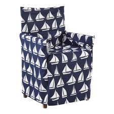 Oceanic Navy Director's Chair Cover