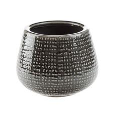 Addison Charcoal Planter Pot