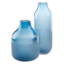 Dylan Blue Vase
