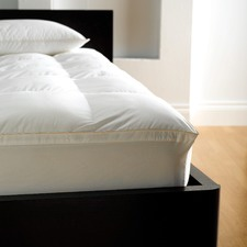 White Exceed 600GSM Mattress Topper