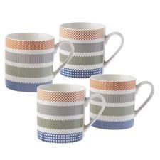 Aiden Mugs (Set of 4)
