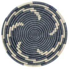 Inzozi Blue Rwandan Sisal Basket