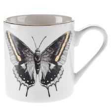 Chimera Butterfly Porcelain Mug