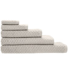 Stone Jordan Spot Bathroom Towels