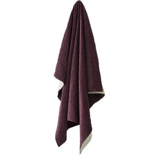 Kew Velvet Throw