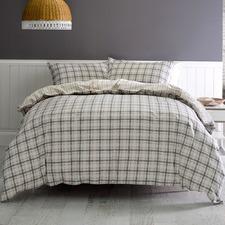 Creswick Flannelette Quilt Cover Set