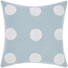 Blue & White Haze European Pillowcase