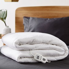 Multizone Quilted Electric Blanket