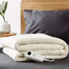 Electric Heated Blanket Throw