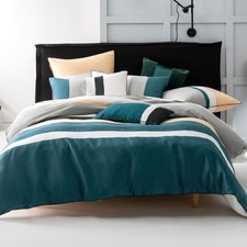 Ronan Cotton Quilt Cover Set