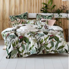 Wonderplant Cotton Quilt Cover Set