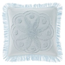 Blue Manisha Cotton Cushion