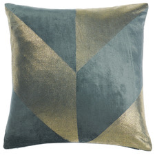 Geometric Everett Square Cushion