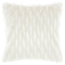 Diamond Lyanna Faux Fur Cushion