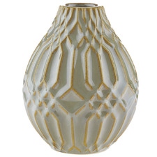 16cm Green Paco Vase