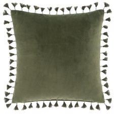 Tasselled Belmore Cushion