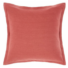 Tailored Nimes Linen Cushion