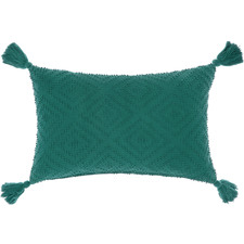 Aurora Rectangular Cotton Cushion