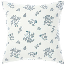 Blue Thelma Cotton European Pillowcase