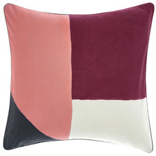 Multi Blythe Cotton European Pillowcase