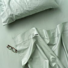 Augusta 500TC Cotton Fitted Sheet
