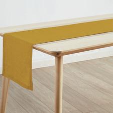 Chai Nimes Linen Table Runner