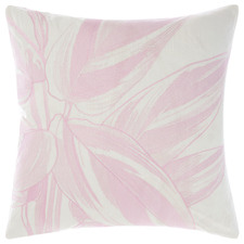 Mint Glasshouse Cotton Cushion