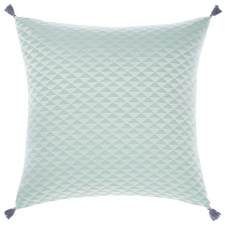 Aqua La Paz European Pillowcase