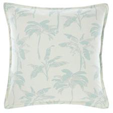 Aqua Tropea Cotton European Pillowcase