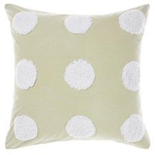 Pink Sand Haze Cotton European Pillowcase
