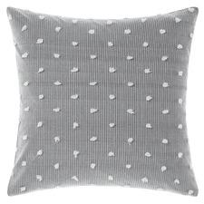 Smoke Anya Cotton Cushion
