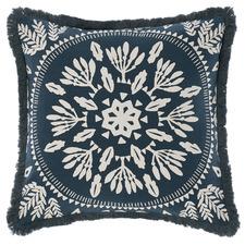 Ivory Jolanda Cotton Cushion